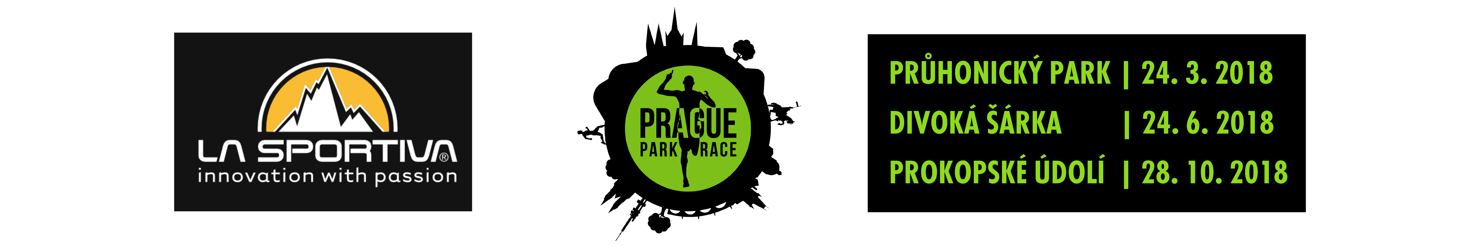 Prague Park Race Logo